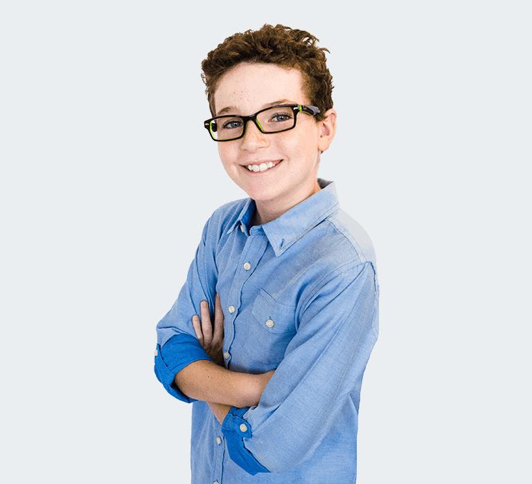 משקפיים לילדים | משקפי ראייה לילדים