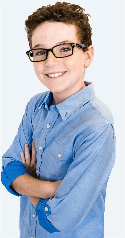 משקפיים לילדים
