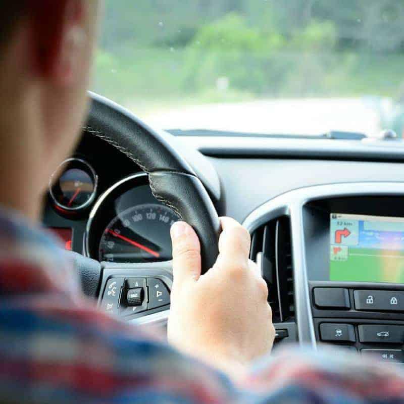 בדיקת ראייה בשביל רישיון נהיגה