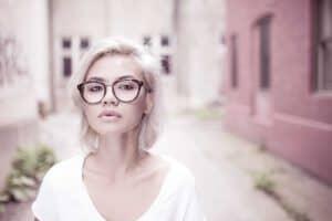 התאמת משקפיים למבנה הפנים