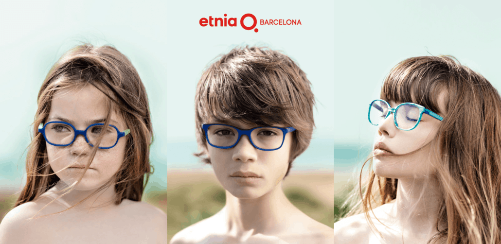 Etnia barcelona משקפיים לילדים בבית הספר