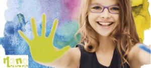 Nanovista - משקפיים לילדים קטנים