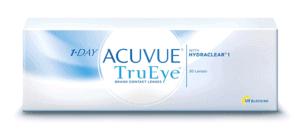 עדשות מגע יומיות Acuvue 1-day Trueye