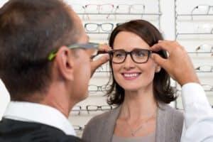 התאמת משקפי מולטיפוקל צייס