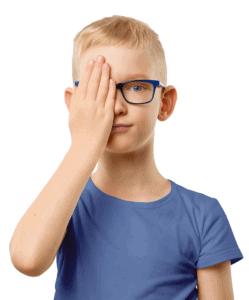 משקפיים לילדים - רואים חצי, אבל רק את המחיר!