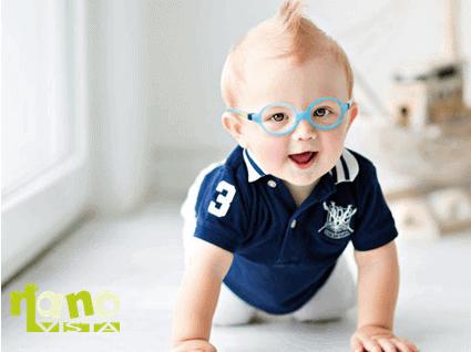 משקפיים לילדים מסיליקון nano baby