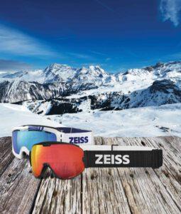 משקפות סקי ZEISS
