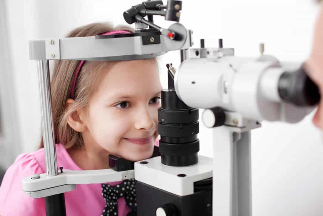 טיפול בעין עצלה - אבחון מוקדם