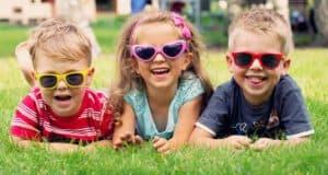 איך להגן על העיניים של הילדים