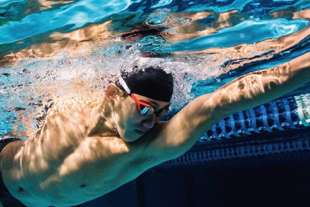 משקפות שחייה אופטיות