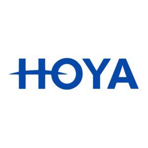 לוגו Hoya - חברה המייצרת עדשות מולטיפוקל יפניות איכותיות ומתקדמות
