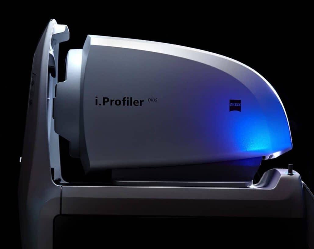 מכשיר בדיקה חדשני Zeiss i.Profiler plus