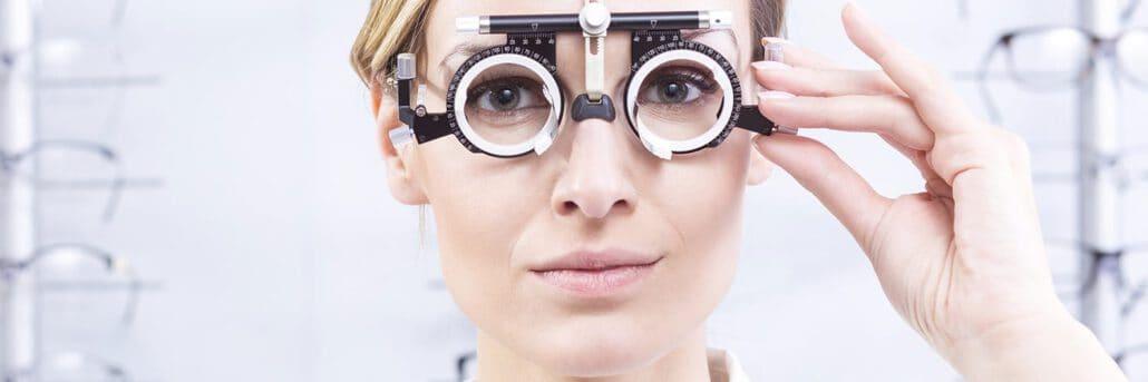 לבדיקת הראייה יש השפעה על התאמת עדשות המולטיפוקל