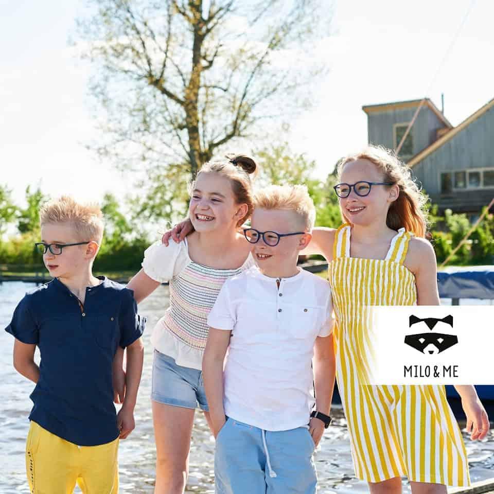 משקפיים לילדים Milo & Me