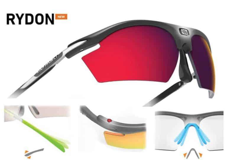 משקפי שמש רודי פרוג'קט לספורטאים דגם RYDON